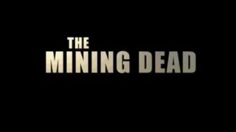 The Walking Dead Inspired The Mineing Dead