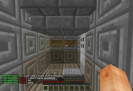 Avatar Elemental Server