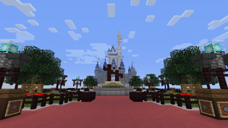 Walt Disney World Resort [MouseCraft]