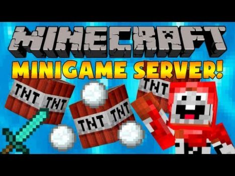 Minecraft Mini Games Server
