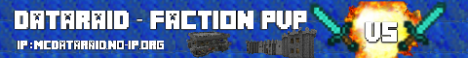 MC Data Raid ★ Factions ★ PVP ★Boss