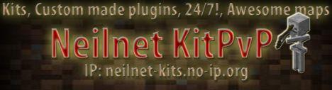 Neilnet KitPvP [Hiring Mods & Builders]