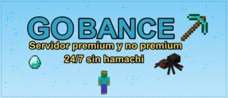 Gobance Minecraft Server / Gobance Servidor Minecraft