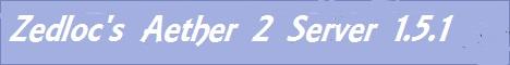 Zedloc's Aether 2 Bukkit Server