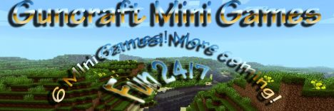 Guncraft Mini Games!