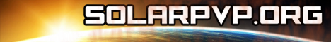 SolarPvP - The NEW Factions Server 2013!
