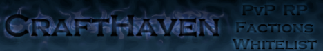 ♔Crafthaven Revived♔ -  Factions PVP