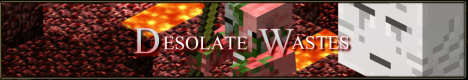Desolate Wastes Faction PVP with Classes!
