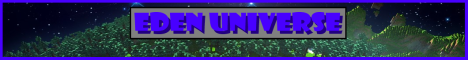 ★ Eden Universe ★ | Factions | KitPvp | Plots