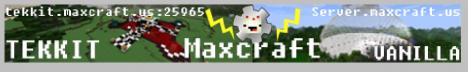 MaxCraft Tekkit