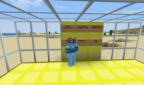 PonyCraft!!!!  A My Little Pony Role-Play server!!
