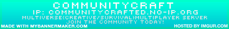 CommunityCraft