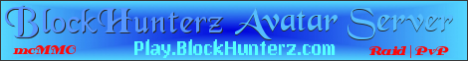 BlockHunterz Avatar Bending Server [1.6.4]