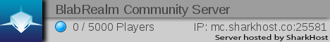 BlabRealm Community Server