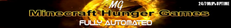 MG Hunger Games - Fully Automated - 24/7 - Custom maps