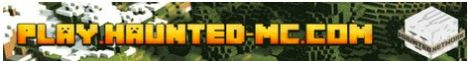 The Haunted Network  - Games - Factions- Survival - Creative - PVP -