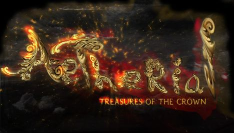 Aetherial Treasures of the Crown|Spout|RP|Classes|Races|Magic|Dungeons|War|