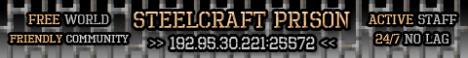 SteelCraft Prison Server