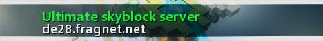 The Ultimate Skyblock server!!!!