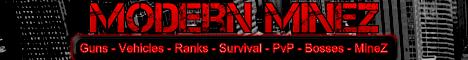 Modern MineZ
