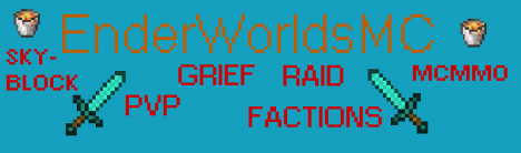 EnderWorlds PvP Faction mcMMO