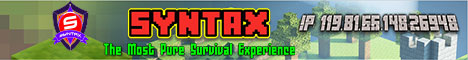Syntax_ Survival The most pure Survival Expirence!
