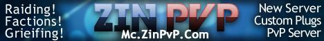 ZinPvP PvP Factions!
