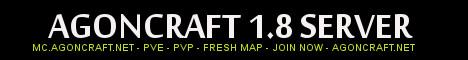AgonCraft 1.8 Server
