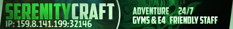 SerenityCraft Pixelmon