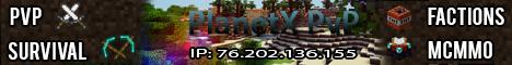 PlanetXPvP| Raiding,Factions,And More!