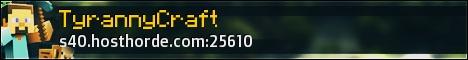 TyrannyCraft [CB 1.6.2]