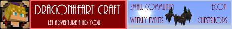 DragonHeart Craft - [PvE]