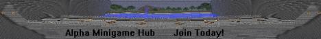 Alpha Minigame Hub