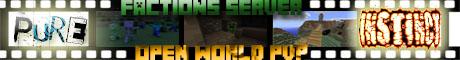 Pure Instinct Factions Server Open World PvP