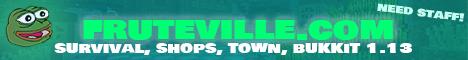FruteVille - Survival, Town, Minigames