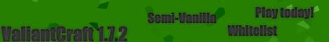 ValiantCraft 1.7.2 [Whitelist]