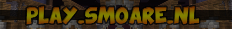 [PlaySmoare] [24/7] [*play.smoare.nl*] [FACTIONS/PVP/RAID]