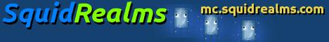 SquidRealms Minecraft Server