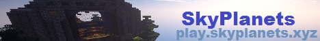 SkyPlanets [SkyBlock] [Challenges] [Shop] [Live Server Map]
