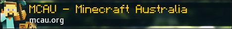 MCAU - Minecraft Australia
