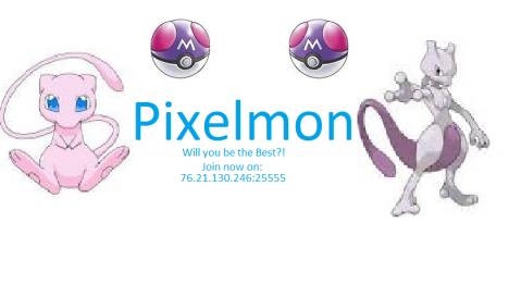 Pixelmon Server