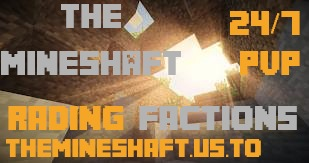 The Mineshaft - Survival+ - 24/7 - Friendly Staff!