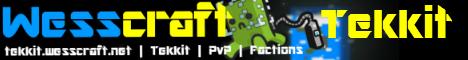 Wesscraft Tekkit Faction Survival