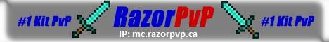 RazorPvP #1 Kit PvP Server!