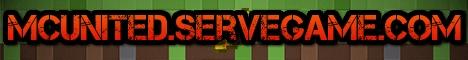 MinecraftersUnite - [ MCunited.servegame.com ]