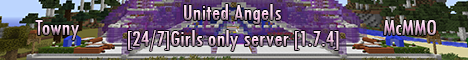 United Angels - Girls only server