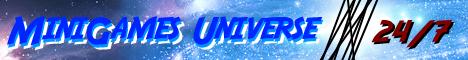 MiniGames Universe - 1.7.4 - 1.7.9
