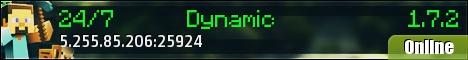Dynamic Minecraft