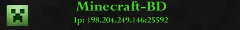 Minecraft-BD