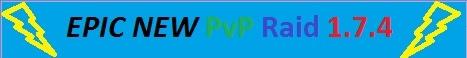 Epic PvP Raid